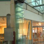 Horizontalschiebewand (HSW) Parkbahnhof