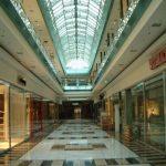 Horizontalschiebewand (HSW) Mall Ansicht